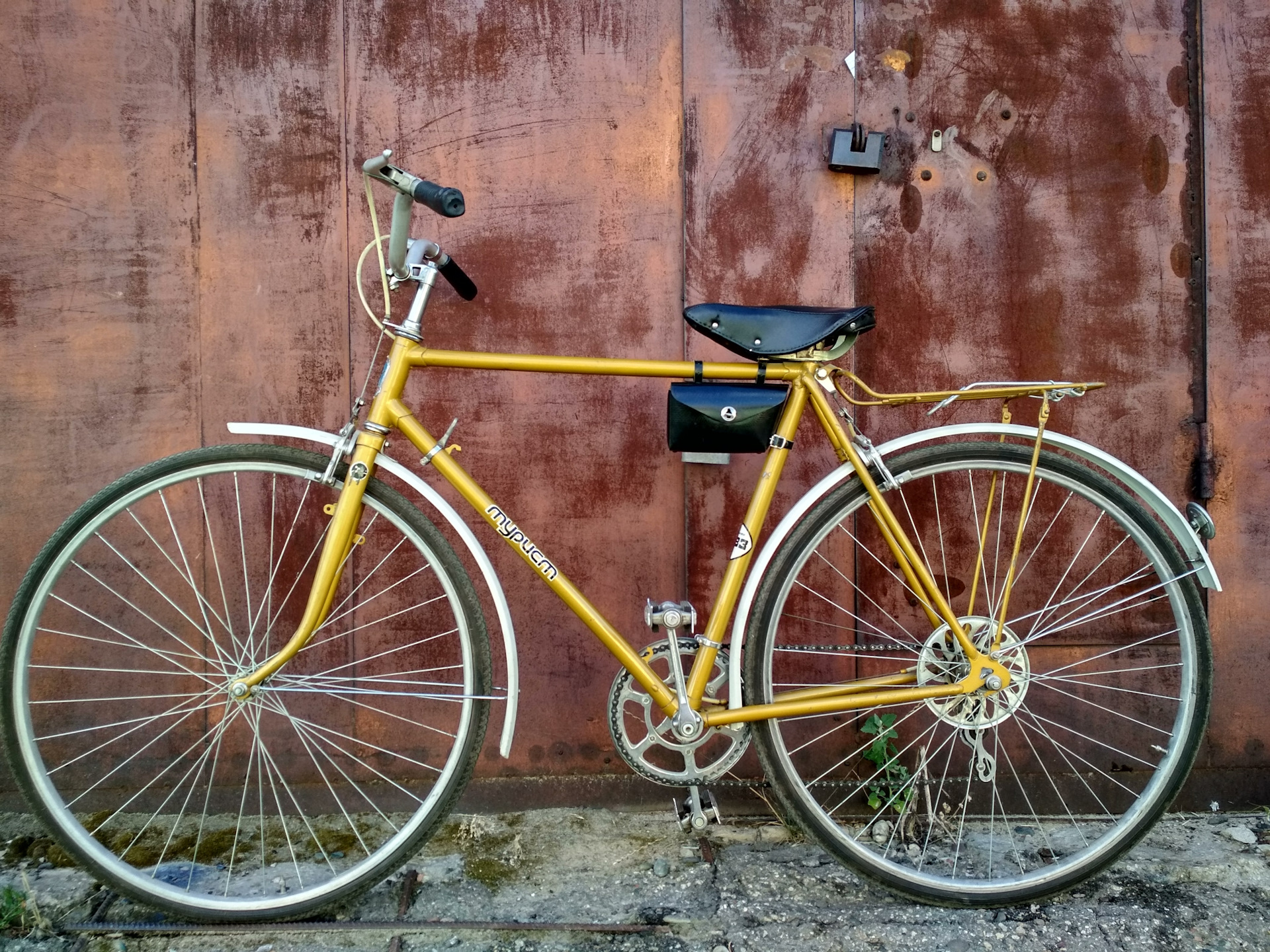 Велосипеды «Турист» производства ХВЗ