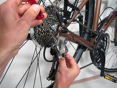Почему проскакивает цепь на велосипеде? - всё о велоспорте