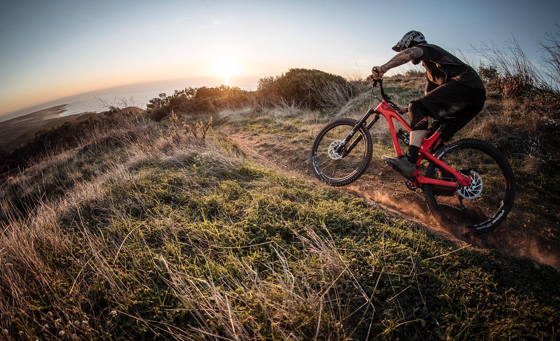 Особенности велосипедов для эндуро