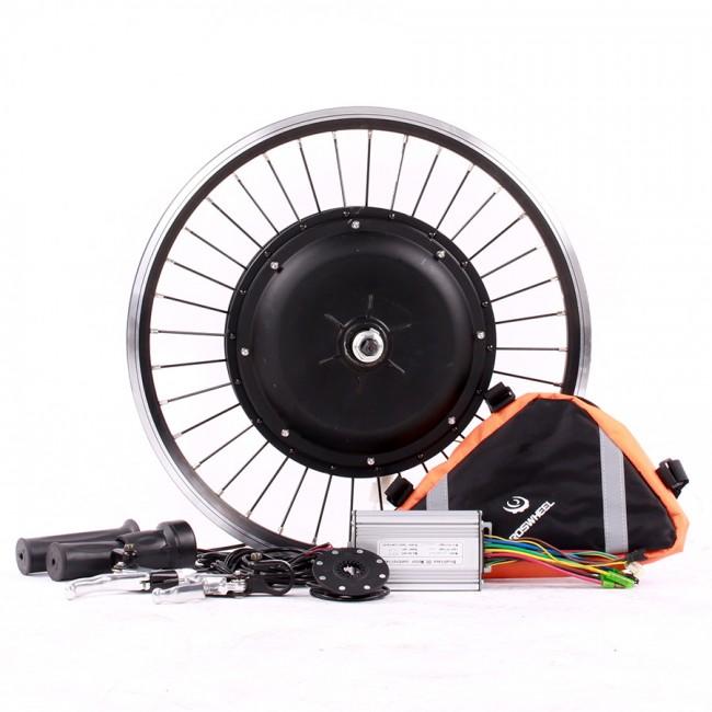 Готовый комплект для электровелосипеда e-bike 600вт/48в - сборка за 30 минут