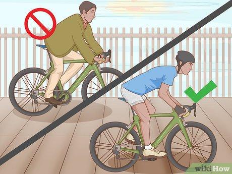 Как правильно ездить на велосипеде и кататься по дороге и трассе