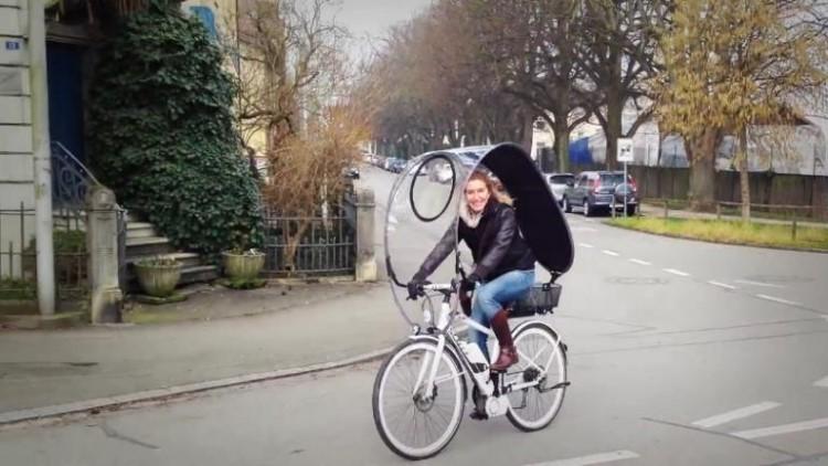 9 советов для езды на велосипеде в дождь