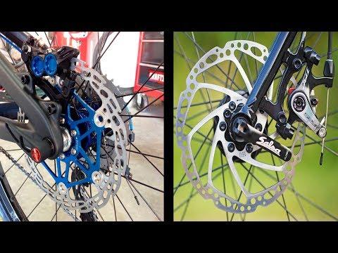Топ-5 рейтинг лучших гидравлических дисковых тормозов для велосипеда 2021 года - bike-rampage