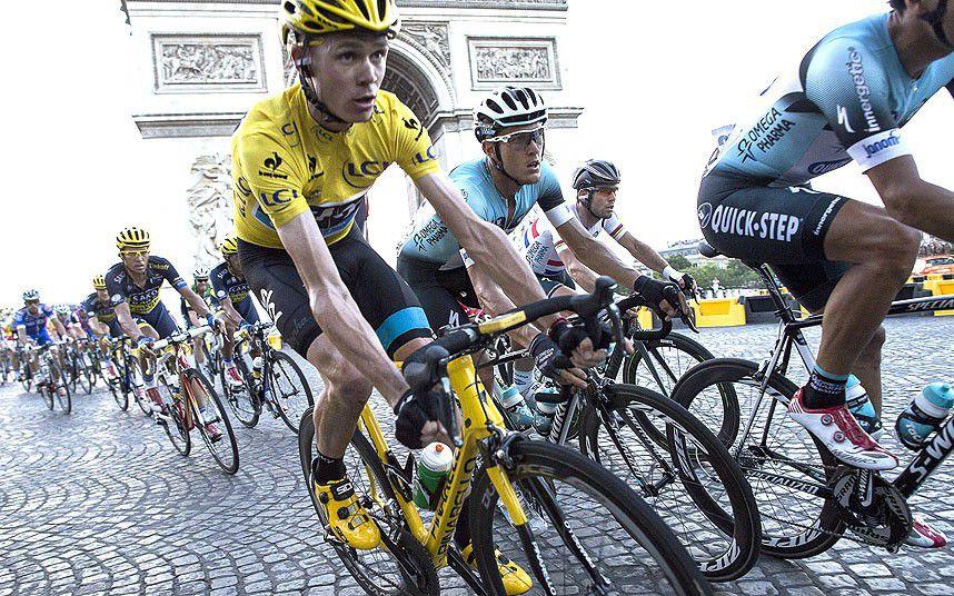 Сколько денег зарабатывают профессиональные велосипедисты - bikeandme.com.ua