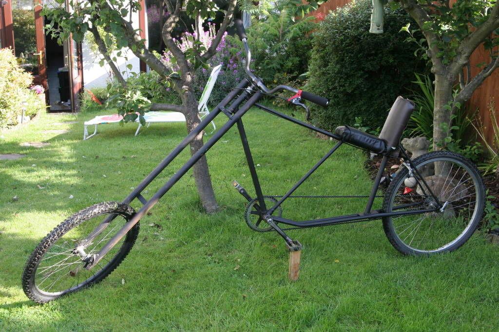 Самодельный мопед из велосипеда своими руками