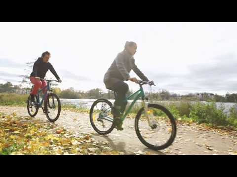 Как выбрать велосипед для женщины по росту