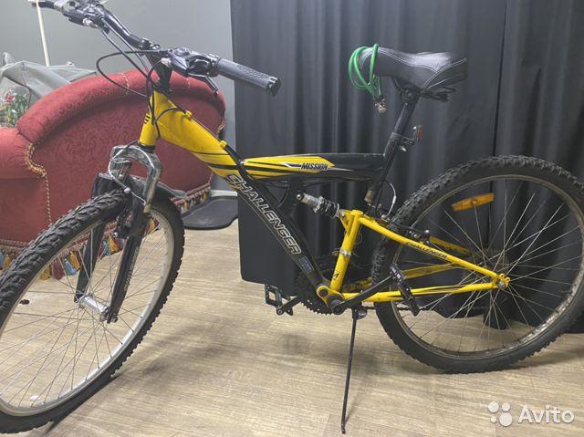Делаем обзор линейки велосипедов challenger