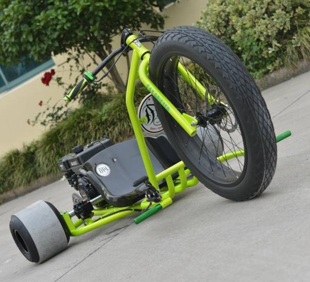 Велосипеды для дрифта и их отличия