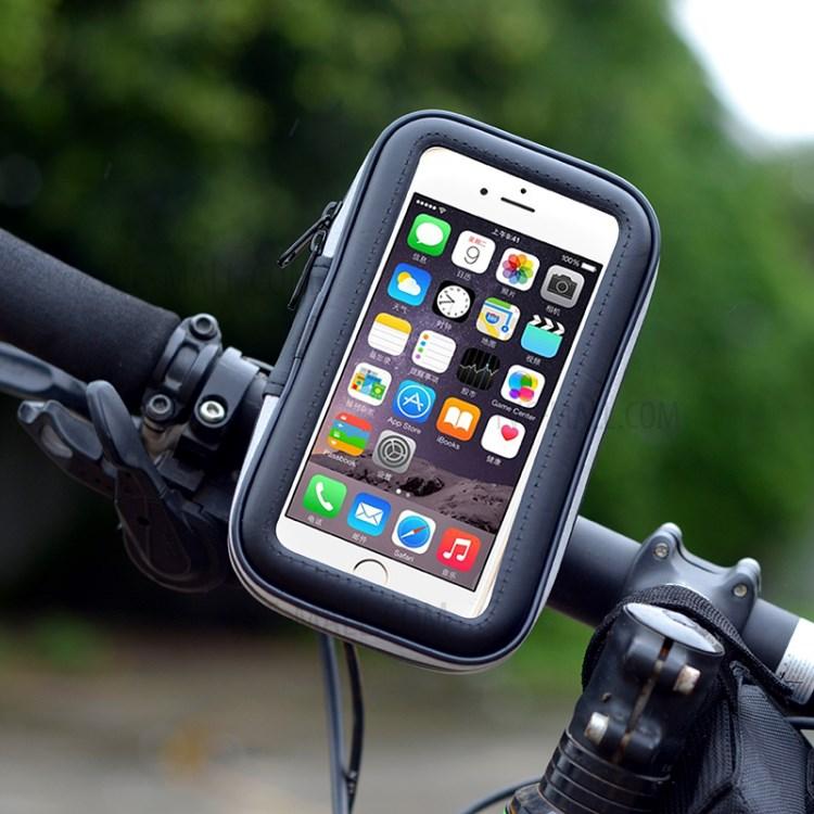 Велосипедный держатель на руль для телефона и gps