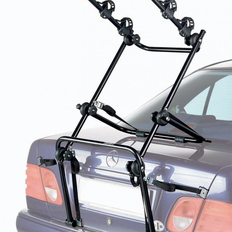 Автомобильный велобагажник на заднюю дверь: отзывы, цены
