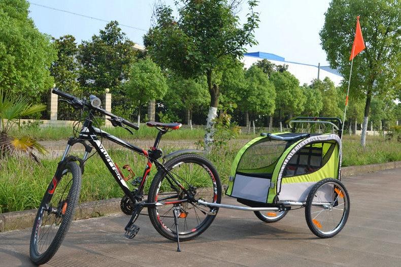 Прицеп для перевозки велосипедов: преимущества и недостатки