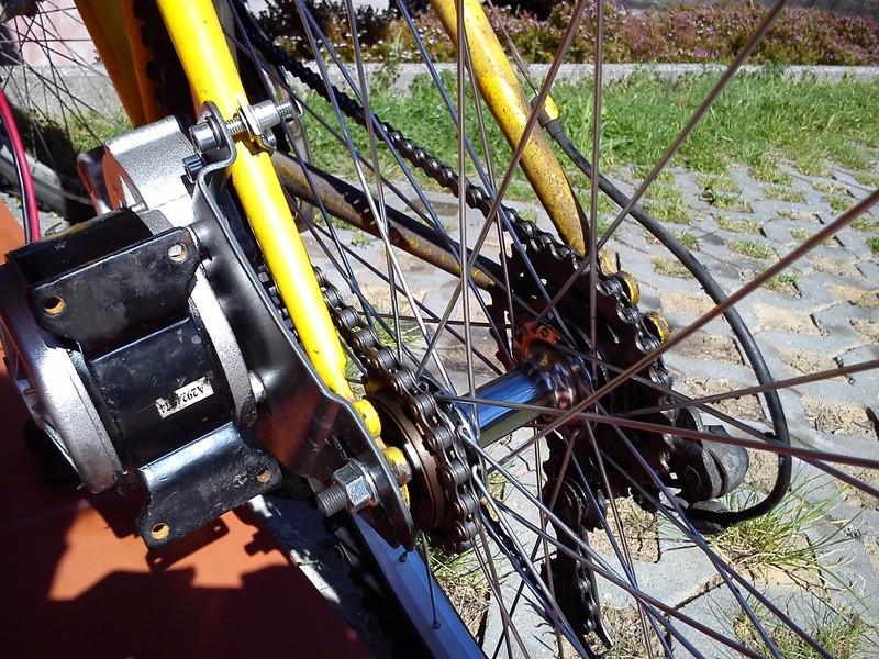 Электромоторы для велосипедов | разное | veloprofy.com