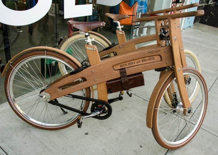 Как сделать велосипед из дерева avtopraim.ru