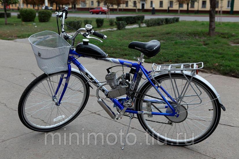 Бензиновые двигатели для велосипеда: новое ощущение скорости. велосипеды с бензиновым и электродвигателями, преимущества и недостатки: обзор различных моделей, сравнение и рейтинг лучших вариантов
