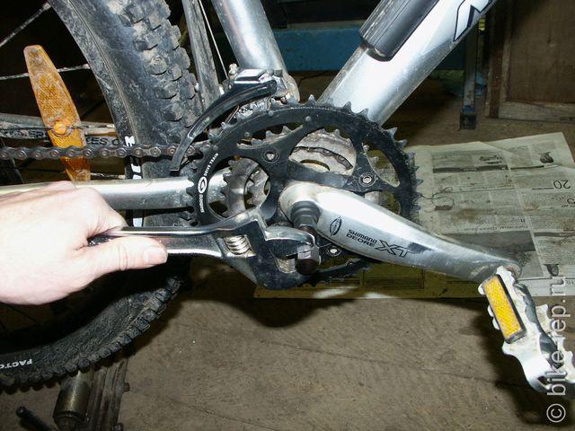 Как самостоятельно разобрать и снять каретку велосипеда | ремонт и уход | veloprofy.com