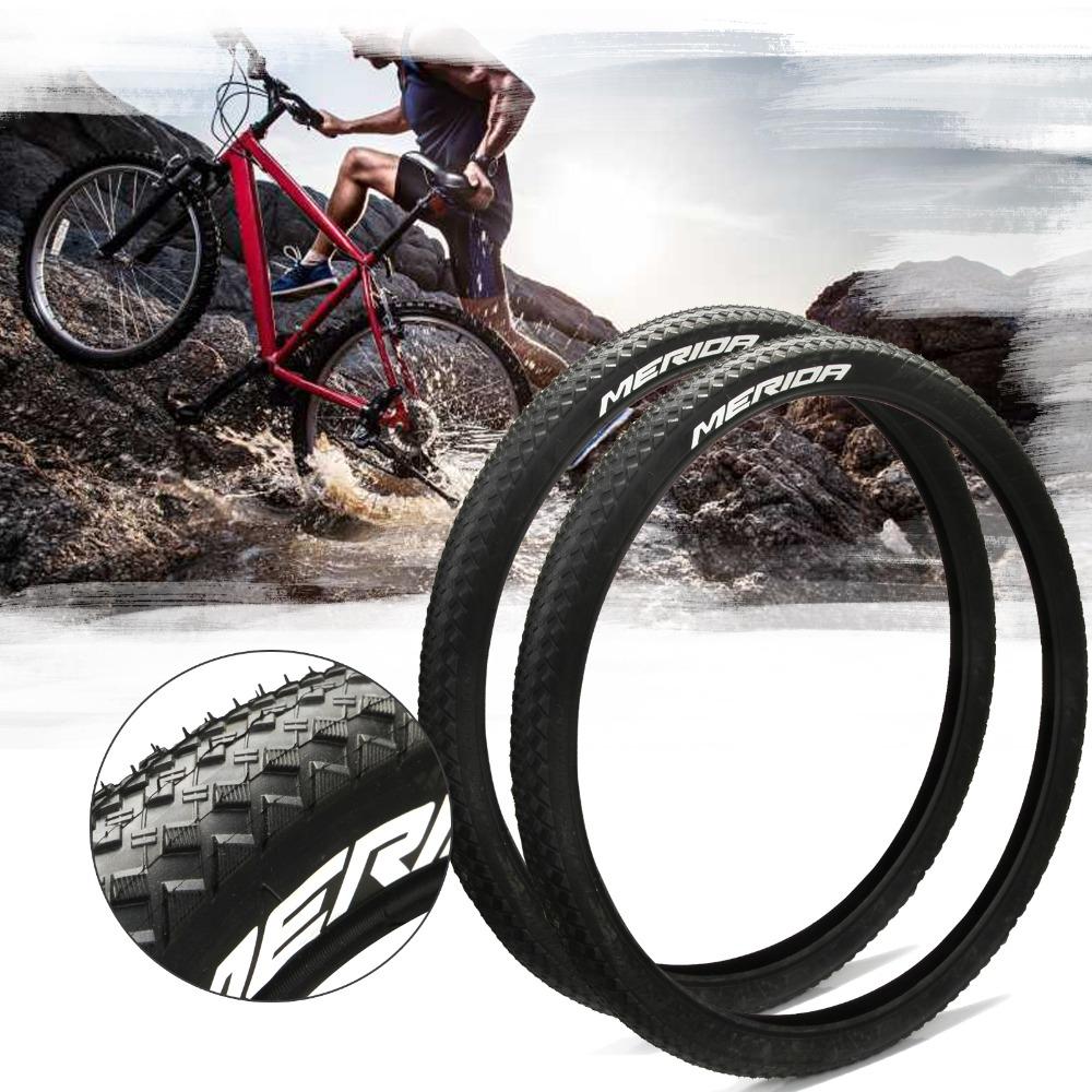 Как выбрать шины для горного велосипеда?