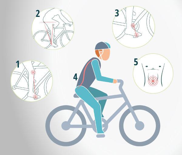 Профилактика геморроя от катания на велосипеде: как предотвратить боли при езде