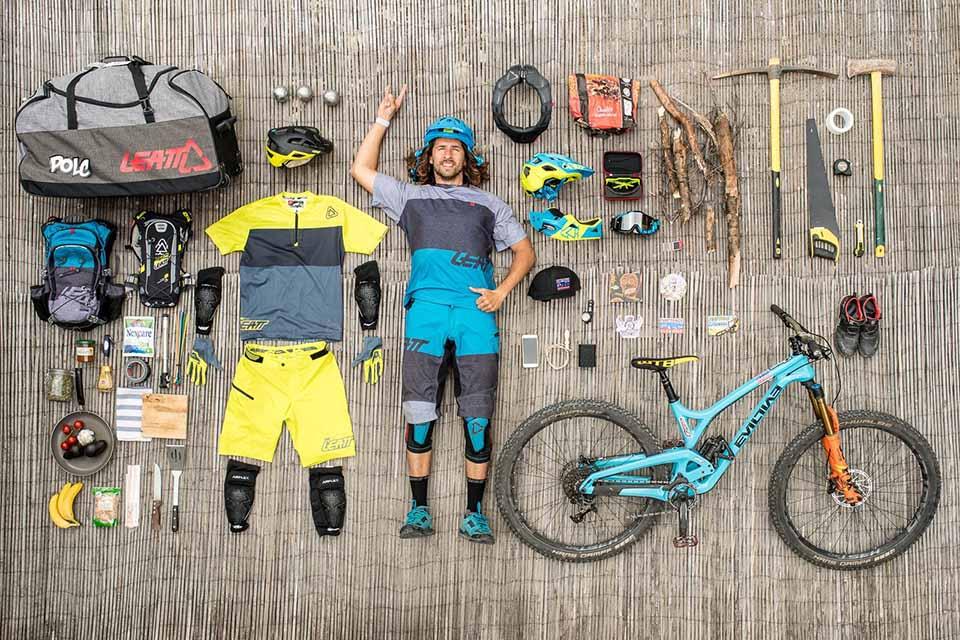 Подбираем экипировку велосипедиста