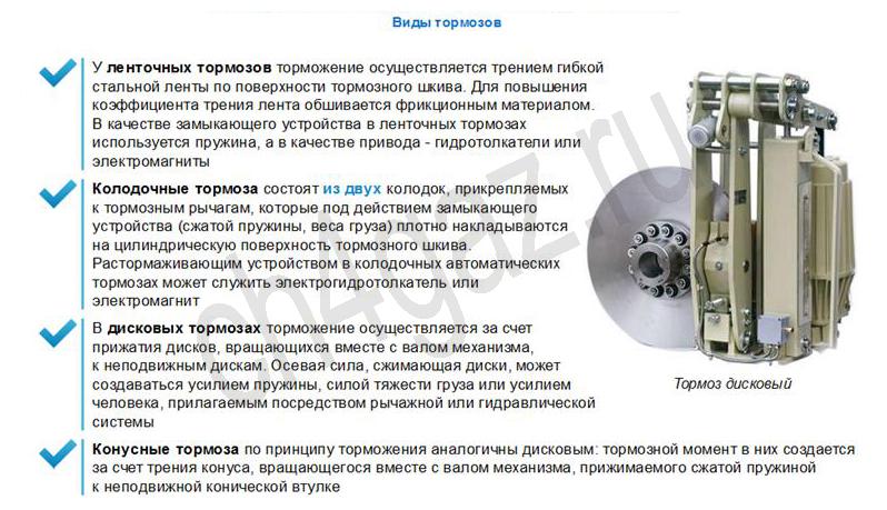 Выбор тормозов: дисковые или v-образные