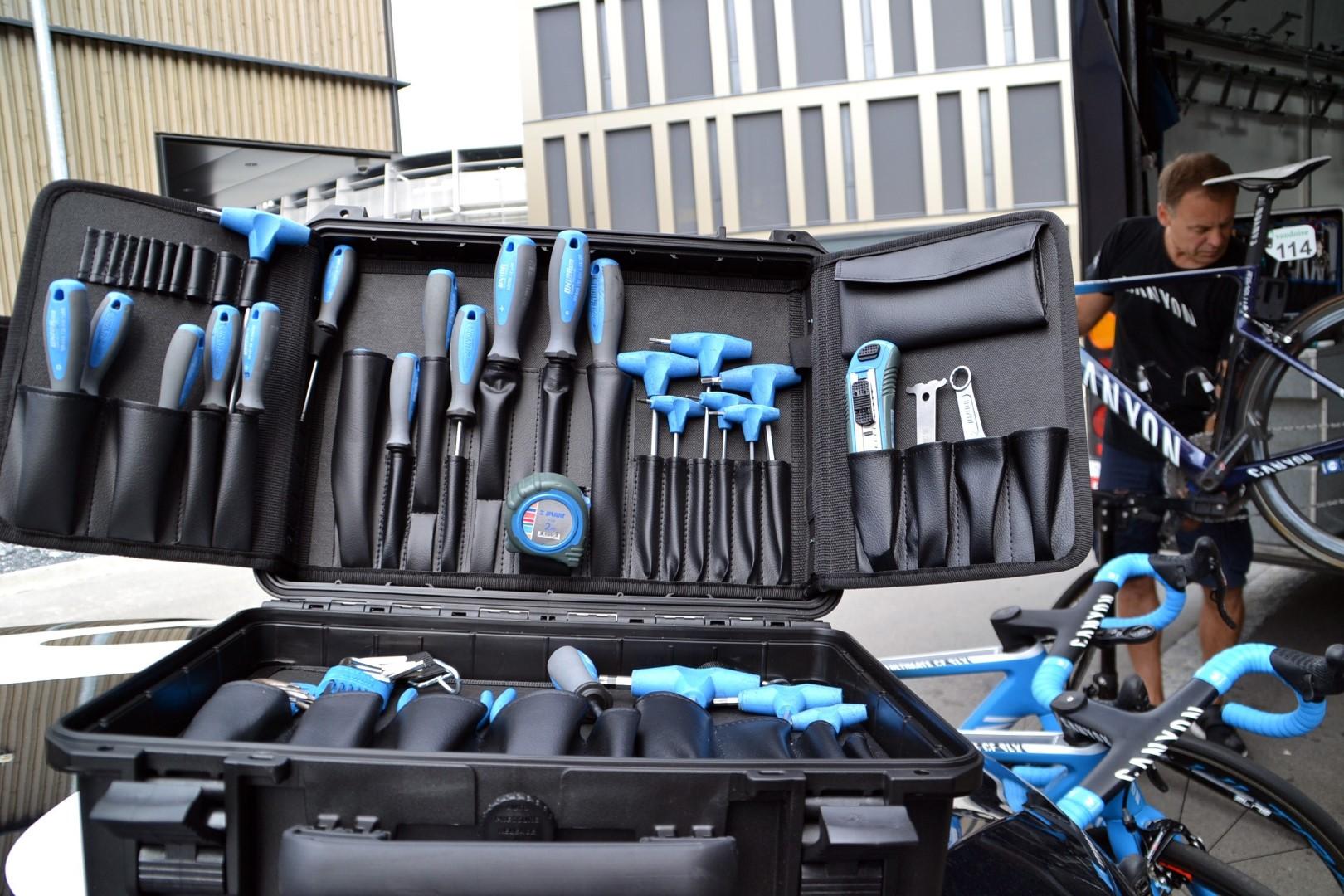 Необходимый набор велоинструментов