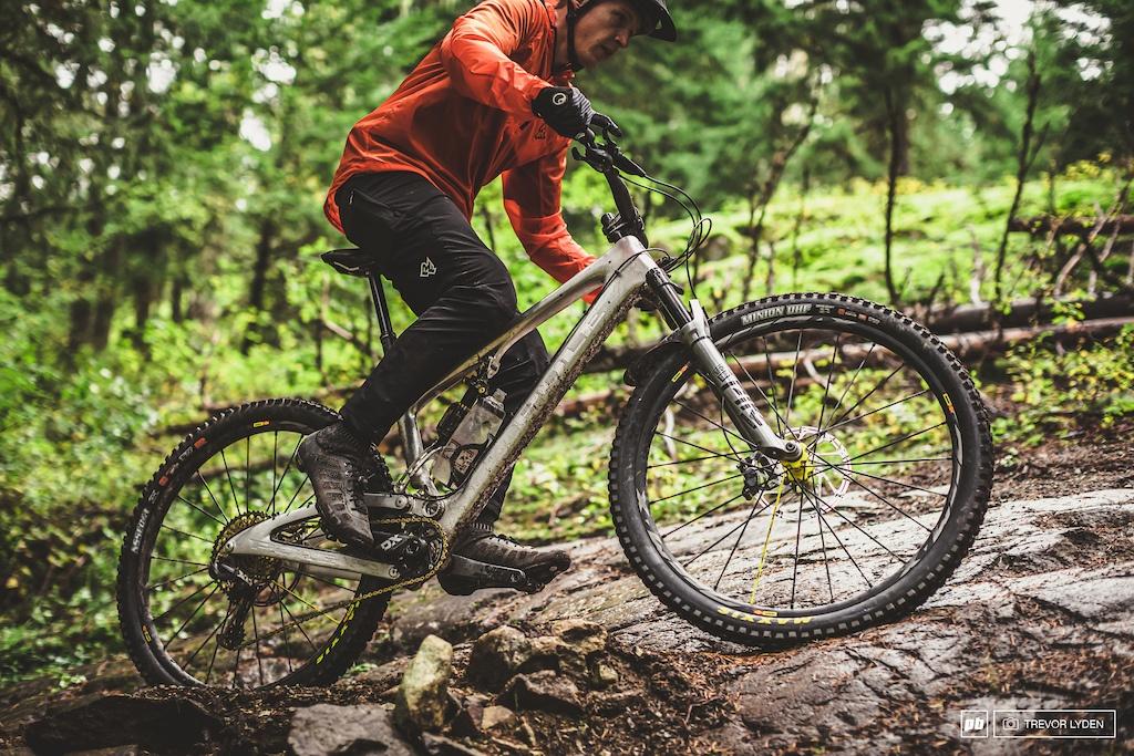Велосипед для трейла (трейл-байк): каким он должен быть