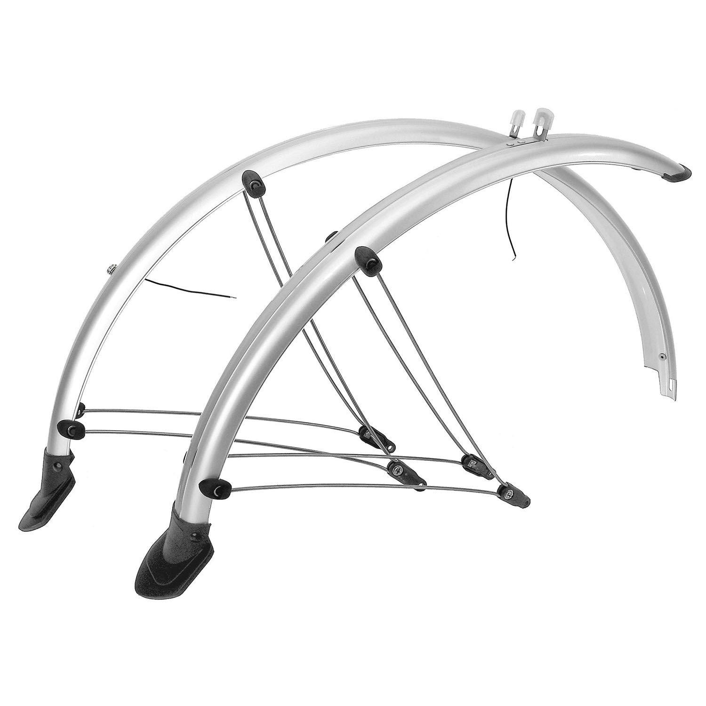 Крылья для велосипедов различных типов и советы по их выбору