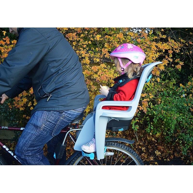 Рейтинг велокресел для детей