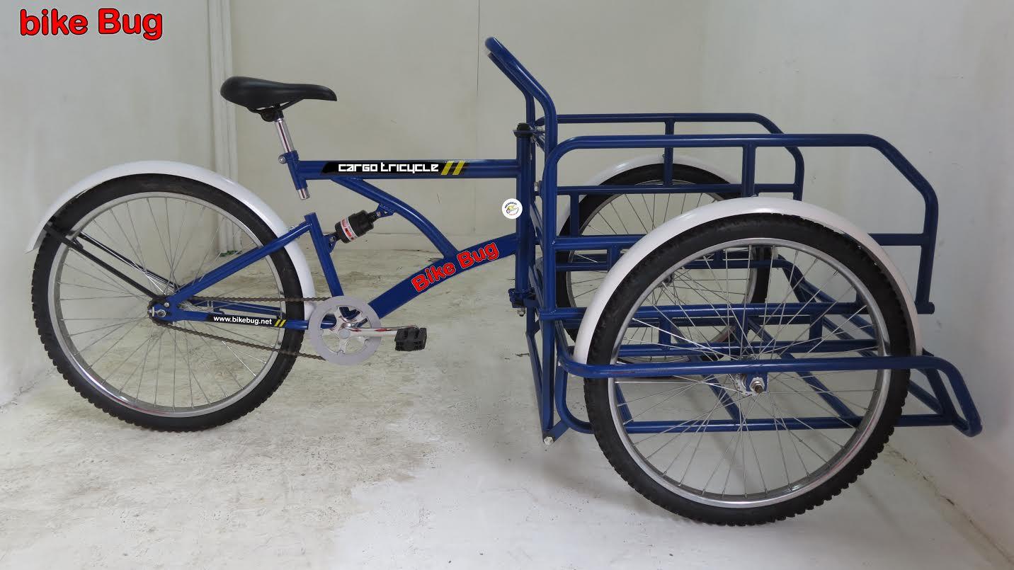 Как сделать веломобиль из велосипеда