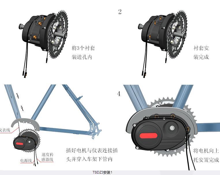 Электровелосипед своими руками - все виды компоновки