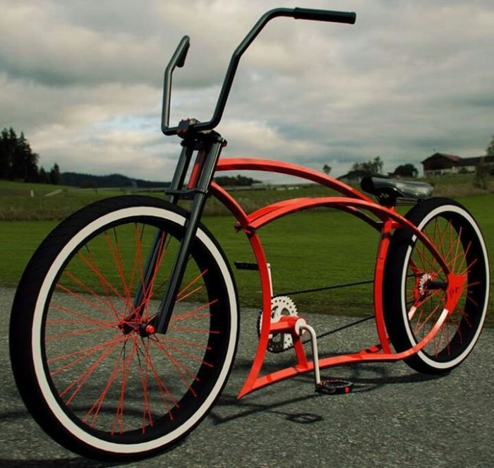 Самые необычные велосипеды в мире