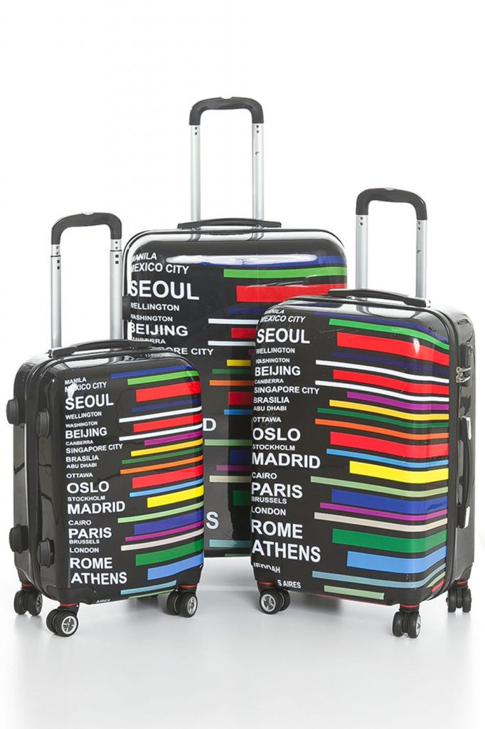 Как выбрать сумку на колесиках, чтобы не испортить отдых?