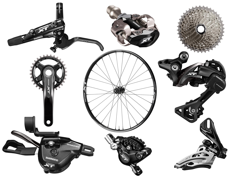 Как собрать велосипед самому по запчастям