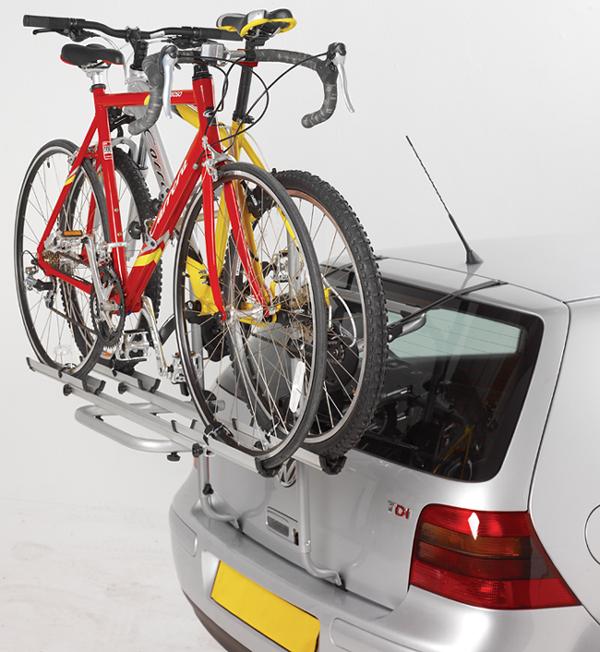 Багажник на велосипед: их виды и особенности выбора