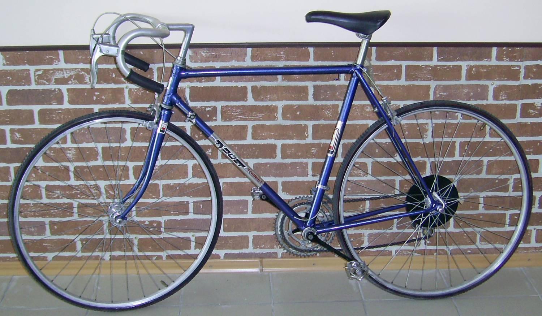 Велосипед турист хвз