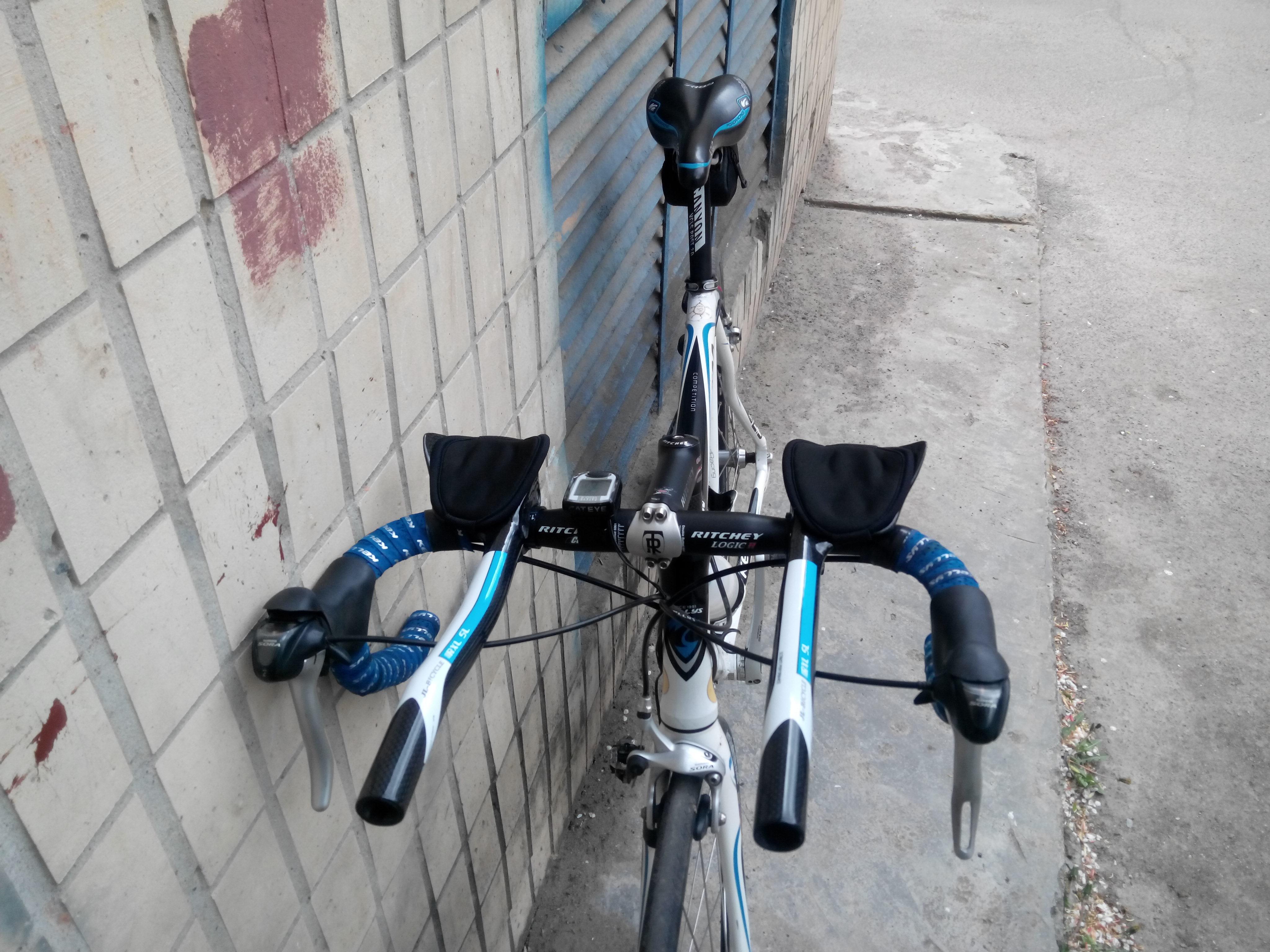 Этот ужасно неудобный шоссейный велосипед