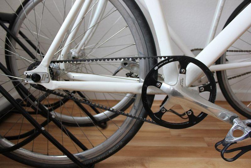 Велосипед с ременной передачей - что это?