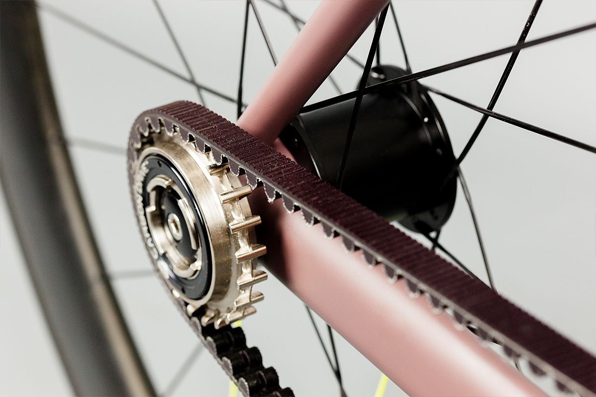 Особенности велосипедов с ременной передачей и что это такое