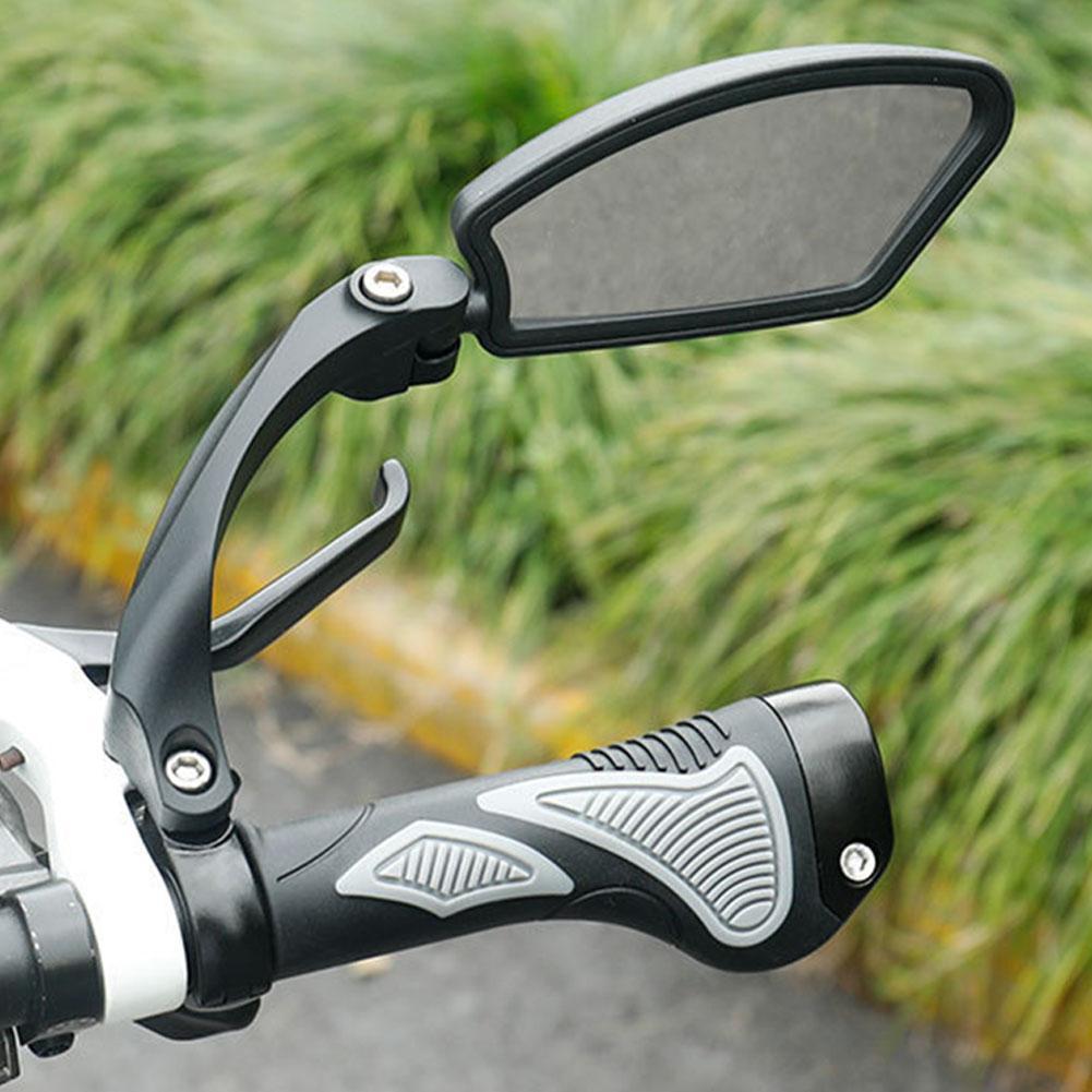 И всё-таки, зеркало на велосипеде — необходимый предмет?