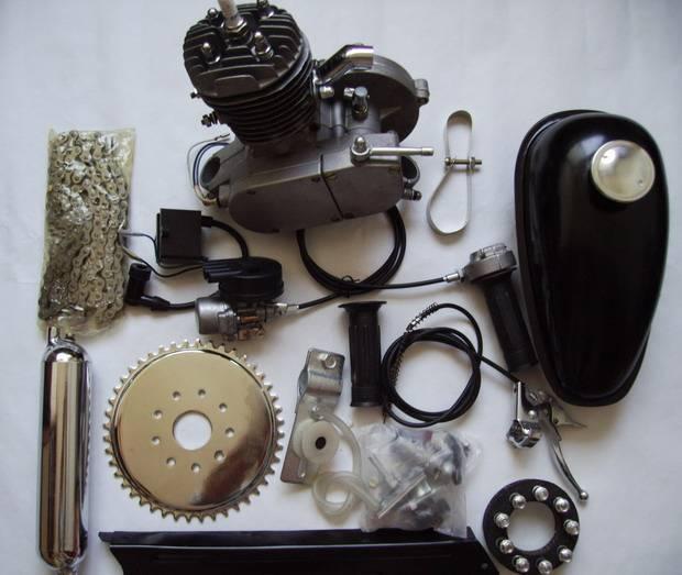 Бензиновые двигатели для велосипеда: новое ощущение скорости | разное | veloprofy.com