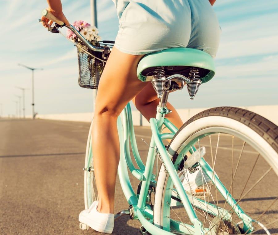 Можно ли кататься на велосипеде при геморрое? мнения специалистов