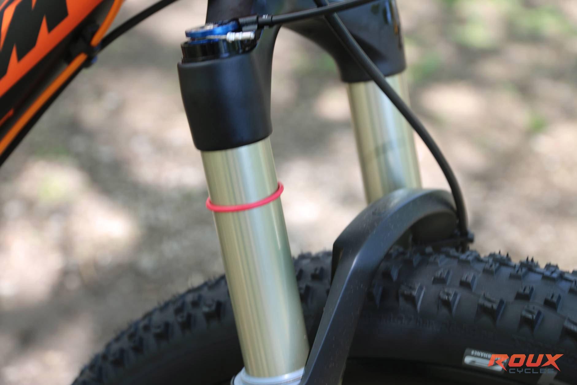 Как настроить амортизаторы на велосипеде