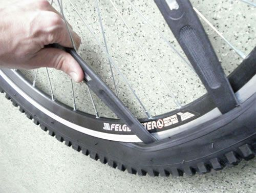 Инструкция: как поменять камеру на велосипеде