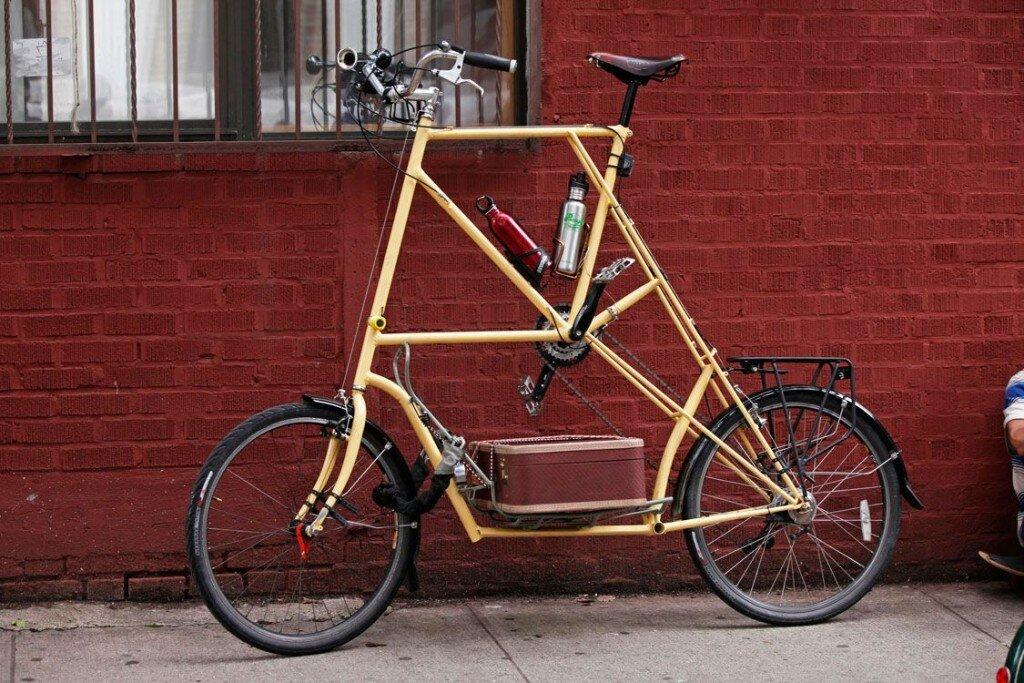 Два колеса счастья. обзор необычных велосипедов