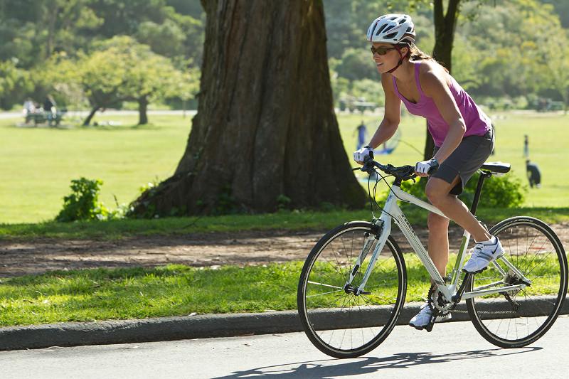 Велосипед для похудения. польза езды на велосипеде - mamapedia