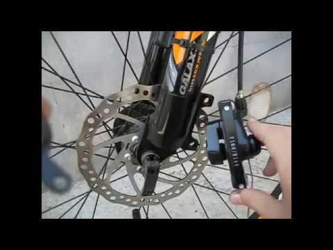 Почему скрипят тормоза велосипеда и как убрать этот скрип