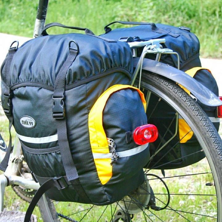 Как выбирать хороший велорюкзак