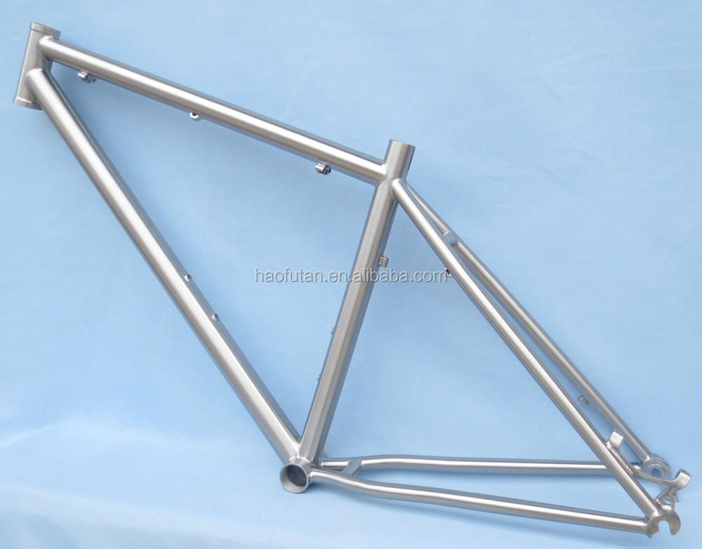 Какую выбрать раму для велосипеда?