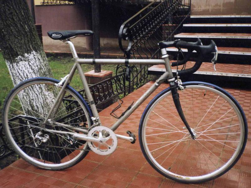 Материал велосипедной рамы