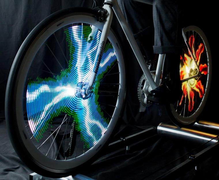 Как самостоятельно сделать подсветку для велосипеда?