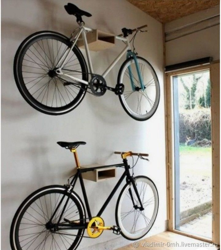 Как правильно организовать «зимовку» велосипеда